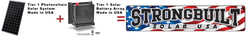 Strongbuilt Solar