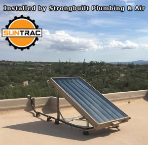 thermal solar hybrid climate systems suntrac usa